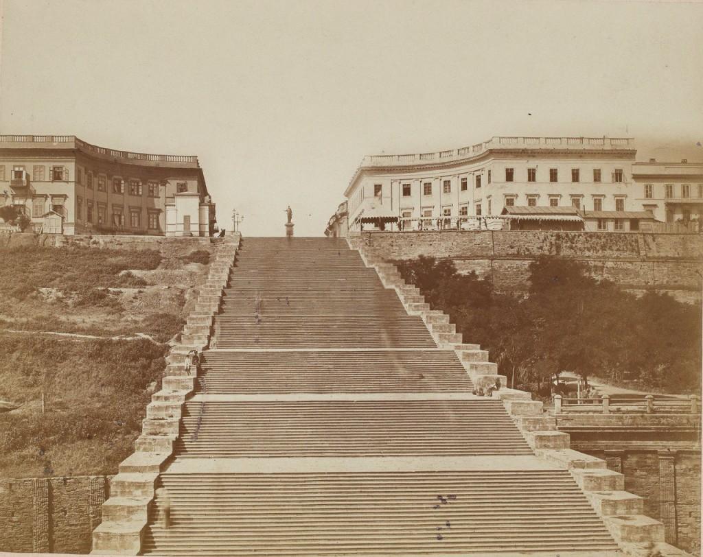 ПОТЕМКИНСКАЯ ЛЕСТНИЦА 2 1886 год